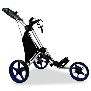 tour-made RT-140 3-Rad Golf Push Trolley Pushtrolley Golftrolley