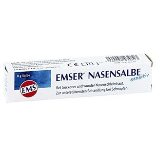 Emser Nasensalbe Sensitiv 8 g Nasensalbe by Unbekannt