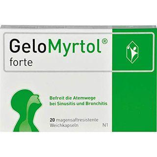 GeloMyrtol 20 Kapseln akute Bronchitis und chronische Entzündung