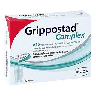 STADA Consumer Health Deutschland GmbH Grippostad Complex ASS