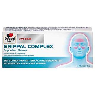 Grippal Complex DoppelherzPharma 200 mg/30 mg Filmtabletten
