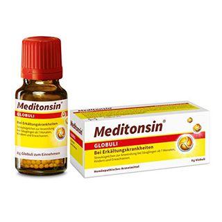 Meditonsin Globuli Natürliche Erkältungs-Globuli