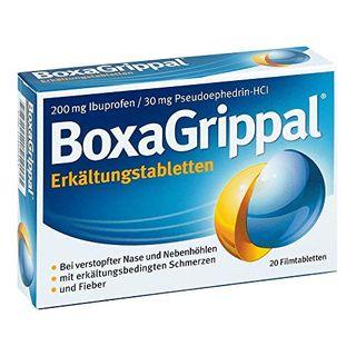 Sanofi-Aventis Deutschland GmbH GB Selbstmedikatio BoxaGrippal Erkältungstabletten