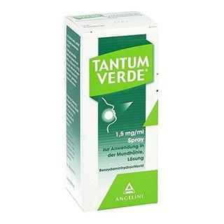 TANTUM Verde 1,5 mg ml Spray z.Anwen.i.d.Mundhöhle 30 ml