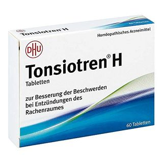Tonsiotren H 60 St Tabletten