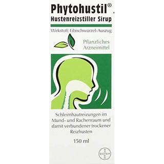 Bayer Phytohustil Hustenreizstiller Sirup