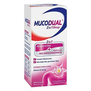 Mucosolvan Mucodual 2in1 Sirup