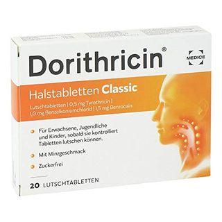 DORITHRICIN Halstabletten Classic Hals Lutschtabletten
