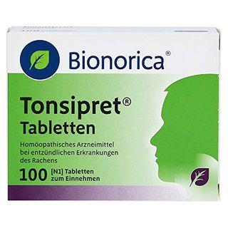 TONSIPRET Tabletten 100 St Tabletten