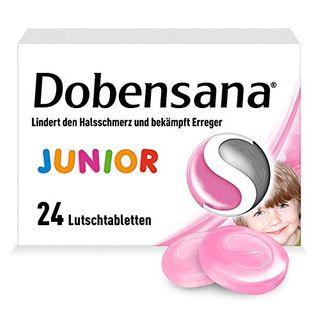 Dobensana Junior Lutschtabletten 1,2mg/0,6mg