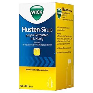 Wick Husten-Sirup gegen Reizhusten