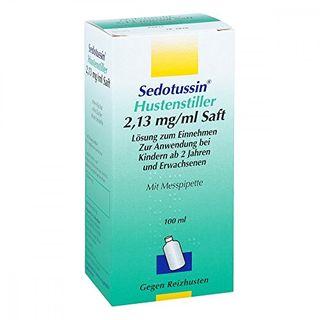 SEDOTUSSIN Hustenstiller Saf 100 ml