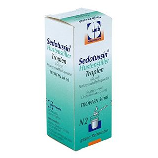 SEDOTUSSIN Hustenstiller Tro 30 ml