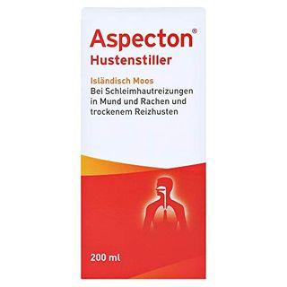 Hermes Arzneimittel Aspecton Hustenstiller