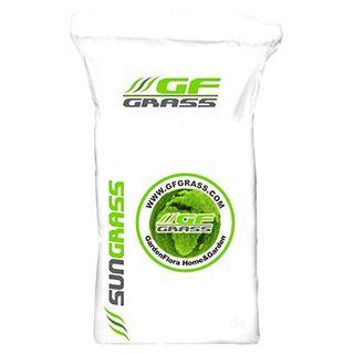 Rasensamen GF Sun Grass Pro 10kg dürreresistenter Rasen Grassamen Rasensaat