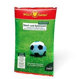 WOLF Garten Saatgut, LG 250 Sport- und Spielrasen für 250 m²