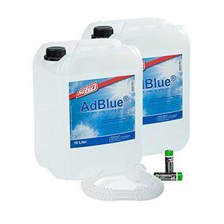 AdBlue 2 x 10 Liter Kanister von Hoyer