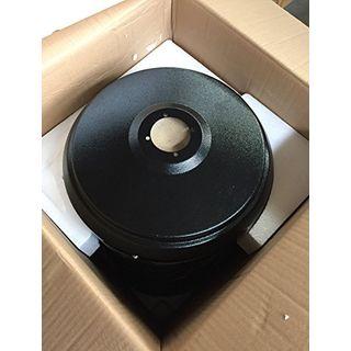 Terrassenheizer Heizpilz 13,5 KW Schwarz