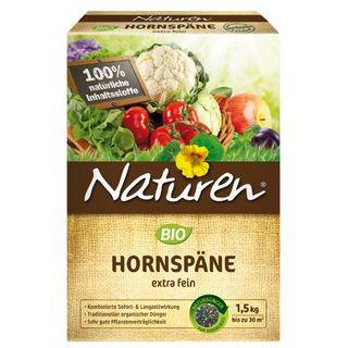 Naturen Bio Hornspäne Natürlich organischer Stickstoffdünger