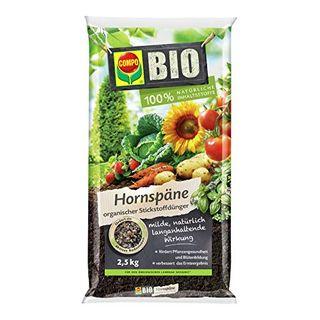 Compo BIO Hornspäne Hochwertiger und natürlicher Stickstoffdünger