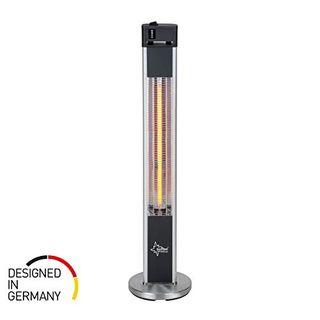 Suntec Infrarot-Heizstrahler mit Fernbedienung