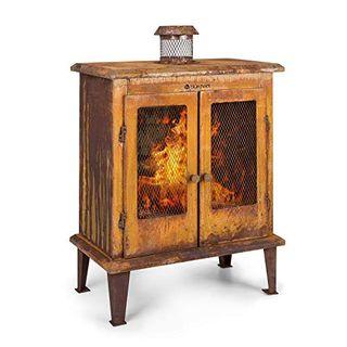 Blumfeldt Flame Locker Feuerstelle Gartenkamin Terrassenofen