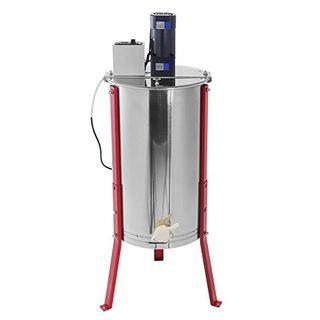 Estink Honigschleuder Elektrische Honig-Extraktor 3 Waben Imker Schleuder Honigschleuder