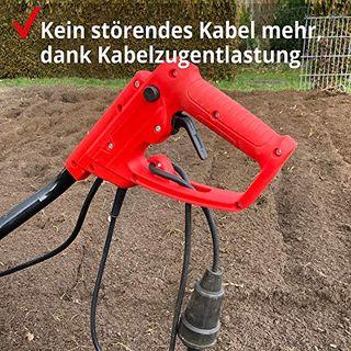 Hecht Elektro Bodenhacke