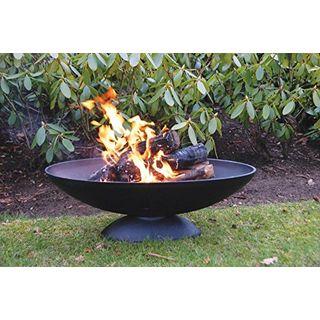 Esschert Design Feuerschale Feuerstelle oval