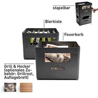 höfats Beer BOX Feuerkorb