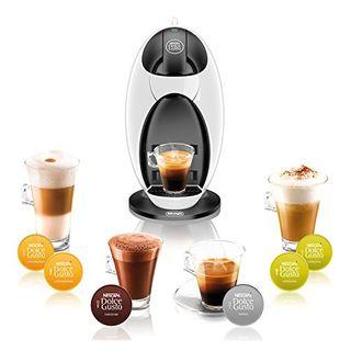 DeLonghi EDG 250.W NESCAFÉ Dolce Gusto Jovia Kapsel Kaffeemaschine