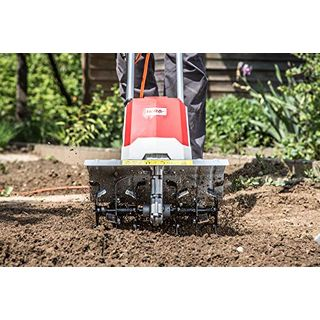 IKRA Elektro Bodenhacke Kultivator IEM 1200 Arbeitsbreite 40cm Arbeitstiefe