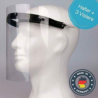 Generisch Gesichtsschutz aus Kunststoff