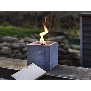 Beske-Manufaktur Beske-Betonfeuer mit 'Dauerdocht'