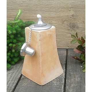 terracotta-toepfe-de Öllampe 20 cm