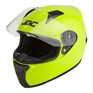 JDC volles Gesicht Motorrad Helm