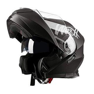 Westt Torque X Klapphelm Integralhelm Motorrad Helm Doppelvisier