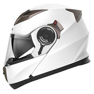 Motorradhelm Klapphelm Integralhelm Fullface Helm