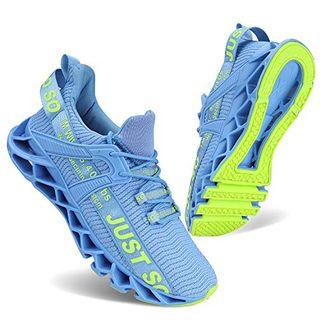 Vivay Laufschuhe für Frauen Leichte Tennis-Sport-Luftkissen-beiläufige athletische gehende Schuhe