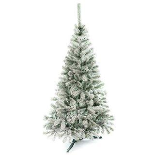 DecoKing Weihnachtsbaum Künstlich 220 cm grün