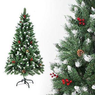 Sunjas Weihnachtsbaum künstlich 120/150/180/210 cm