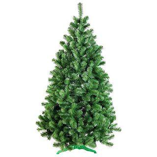 DecoKing Weihnachtsbaum Künstlich 180 cm grün Tannenbaum Christbaum