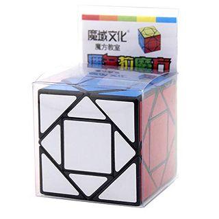 HJXDtech New Creative Unregelmäßige Geschwindigkeit Cube Puzzle