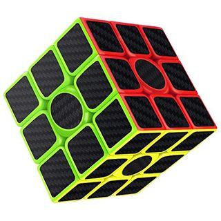 Gritin Zauberwürfel 3x3x3 magische Würfel Geschwindigkeit