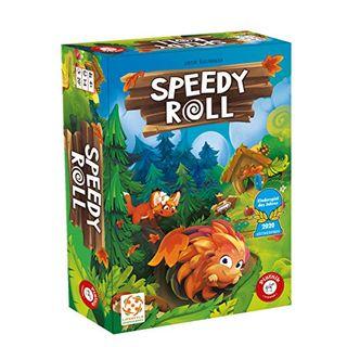 Speedy Roll, Kinderspiel des Jahres 2020
