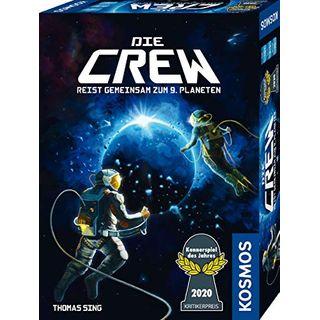 Die Crew, Kennerspiel des Jahres 2020