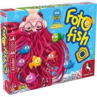 Foto Fish, Nominiert Kinderspiel des Jahres 2020