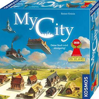 Kosmos 691486 My City Deine Stadt wird einzigartig Familienspiel