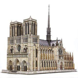 CubicFun 3D Puzzle  Notre Dame