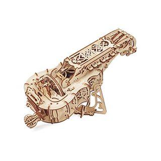 UGEARS 3D Holzpuzzle Drehleier